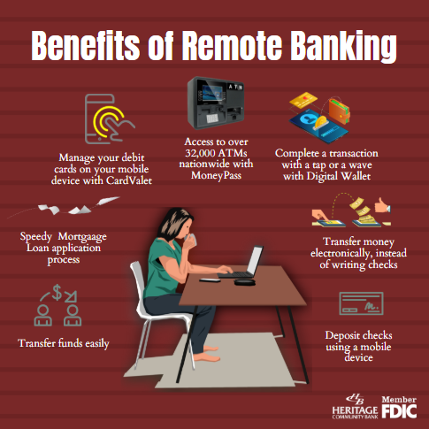 Benefits of Remote Banking