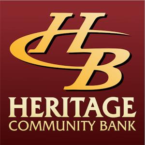 Heritage Community Bank Logo